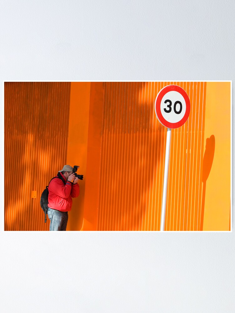 Alternate view of In Search of Orange  Poster