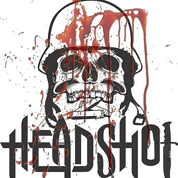 t-shirt & Phone Cases & Skins and  Drawstring Bags- 'head shot' - design  by aymeenshop