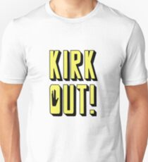 KIRK OUT! T-Shirt