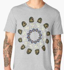 LAPUTA MANDALA Men's Premium T-Shirt