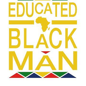 Educated Black Man by CartezAugustus
