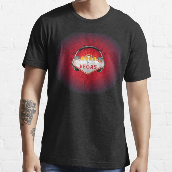 Lost In Vegas Essential T-Shirt