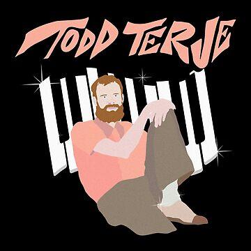 Todd Terje by DenisWendel