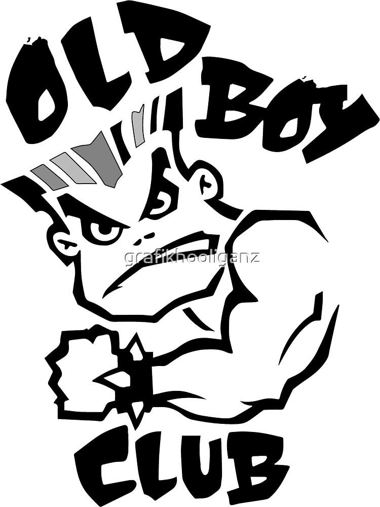 Old Boy Club by grafikhooliganz