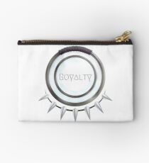 Royalty Zipper Pouch