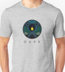 DARK_TEXTO Slim Fit T-Shirt