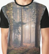 Puddletown Forest Graphic T-Shirt