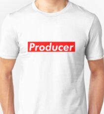 Producer Supreme Box Logo Parody Unisex T-Shirt