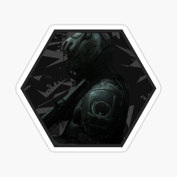 The Protectorate [Non-text edition] Sticker