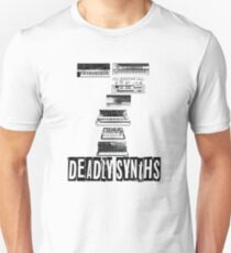 7 deadly synths Unisex T-Shirt