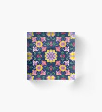 Marrakech Acrylic Block