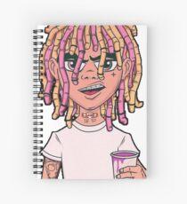 Cuaderno de espiral LIL PUMP