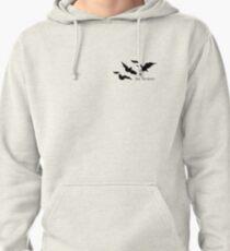Be Brave Divergent Birds  Pullover Hoodie