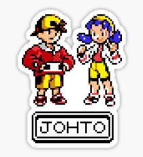 Pokemon Trainer Sprite Stickers Redbubble