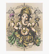Lámina fotográfica Ganesha