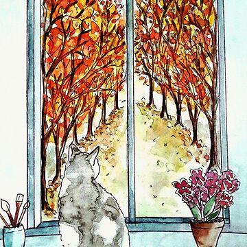Autumn by itsuko