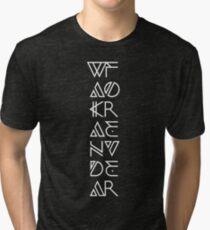 Wakanda Forever Tri-blend T-Shirt