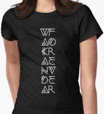 Wakanda Forever Women's Fitted T-Shirt