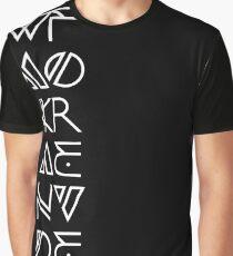Camiseta gráfica Wakanda para siempre
