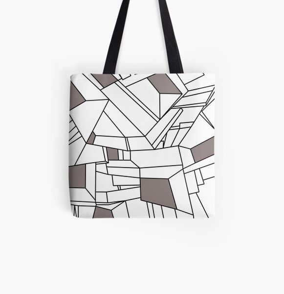 Windows_ version 3 All Over Print Tote Bag