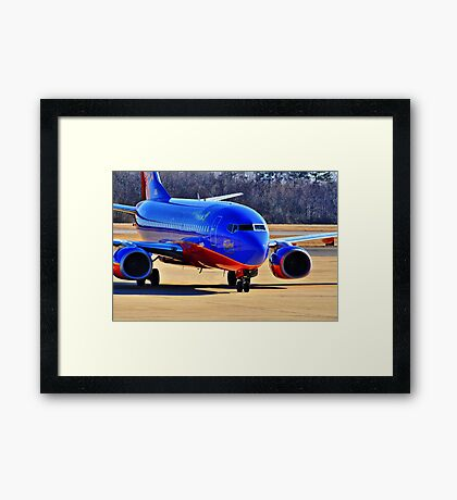 Powered By Pixie Dust Framed Print