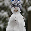 Snowman by Ann Heffron