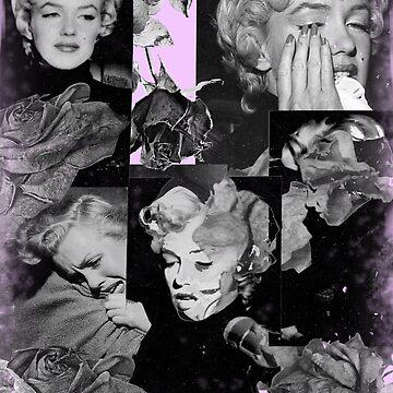 Marilyn Cries by cameronprata