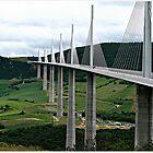 """"""" Millau Viaduct"""" by Malcolm Chant"""