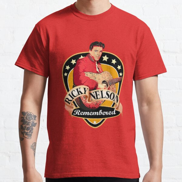 Remembered Ricky Nelson Classic T-Shirt