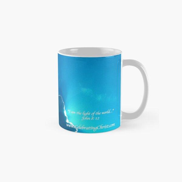 Celebrating Christ Silver Lining Mug - From ccnow.info Classic Mug