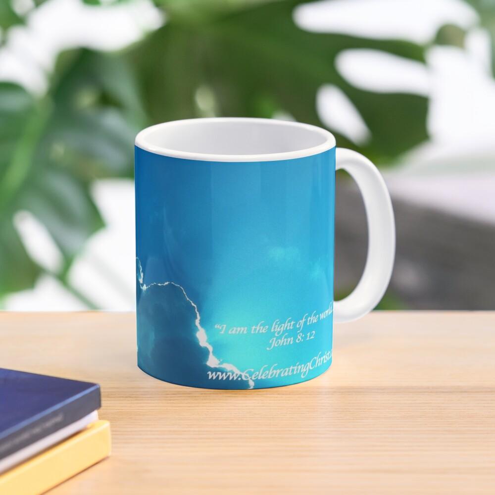 Celebrating Christ Silver Lining Mug - From ccnow.info Mug