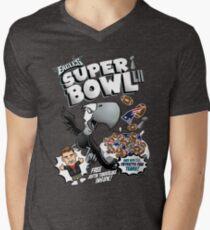 Eagles Super Bowl Cereal Men's V-Neck T-Shirt