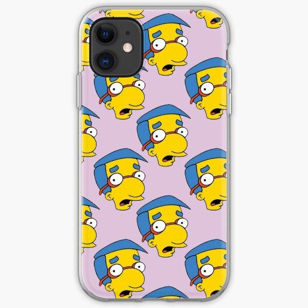 Funda iphone 5 Homer Cerebro manzana Funda Homer para iPhone 5