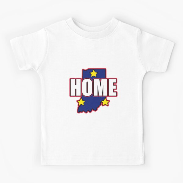 Mashed Clothing My First Trip to Indianapolis Toddler//Kids Long Sleeve T-Shirt