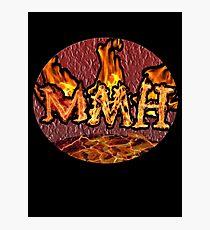 MMH Fire 2.0 Photographic Print