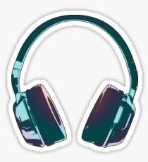 Headphone Sticker