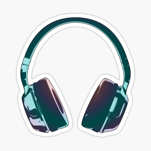 Headphone Sticker