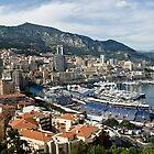 Monako by GOSIA GRZYBEK