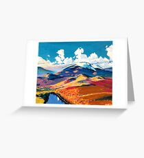 Adirondacks Greeting Card