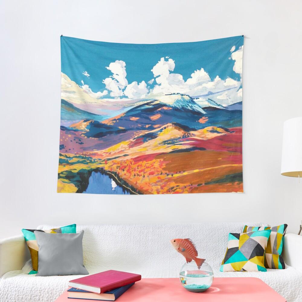 Adirondacks Tapestry