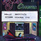 «dracula cinema» de sarabea