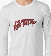 The Perfect Red Velvet Long Sleeve T-Shirt
