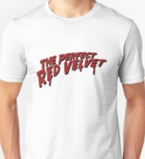 The Perfect Red Velvet Unisex T-Shirt
