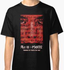 G-Dragon : Act iii Motte Classic T-Shirt