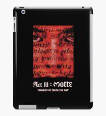 G-Dragon : Act iii Motte iPad Case/Skin