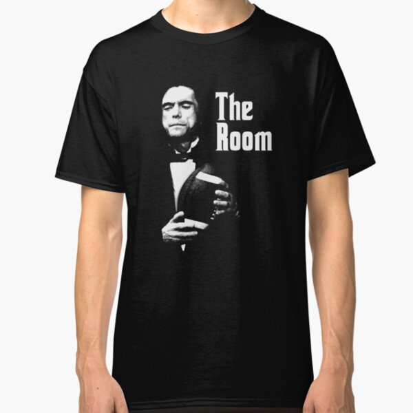 THE ROOM - Godfather Johnny Classic T-Shirt
