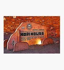 Hopi House Photographic Print