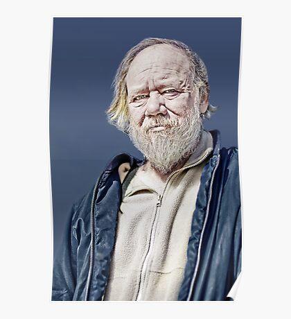 Portrait: Phil  Poster