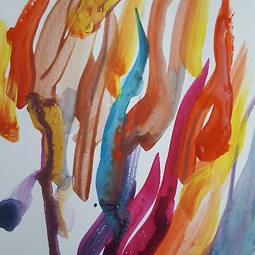 Flames by chandrabezjak