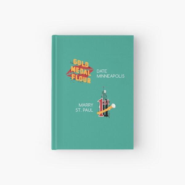 Marry St. Paul Hardcover Journal